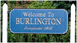 Welcome to Burlington CT