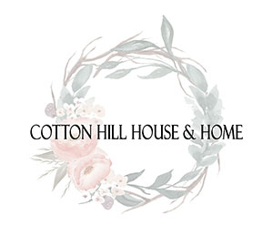 Cotton Hill House & Home logo